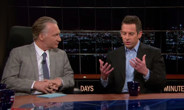 Bill Maher, Sam Harris, and Islam