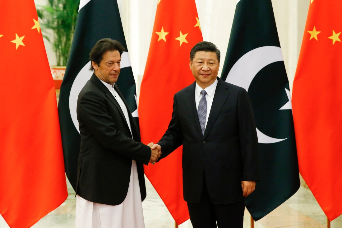 CHINA-PAKISTAN-DIPLOMACY